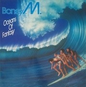 LP - Boney M. - Oceans Of Fantasy - Gatefold
