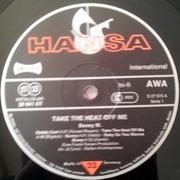 LP - Boney M. - Take The Heat Off Me