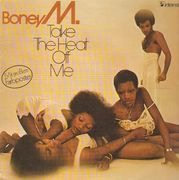 LP - Boney M. - Take The Heat Off Me - with Poster