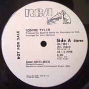 12'' - Bonnie Tyler - Married Men - Promo