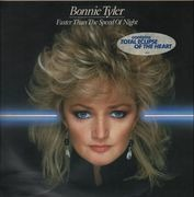 LP - Bonnie Tyler - Faster Than The Speed Of Night