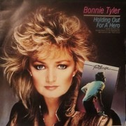 7inch Vinyl Single - Bonnie Tyler - Holding Out For A Hero