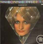 LP - Bonnie Tyler - Diamond Cut - POSTER