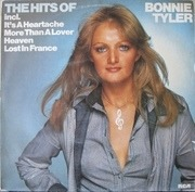 LP - Bonnie Tyler - The Hits Of Bonnie Tyler