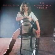 LP - Bonnie Tyler - The World Starts Tonight