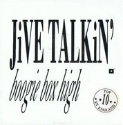 7inch Vinyl Single - Boogie Box High - Jive Talkin'