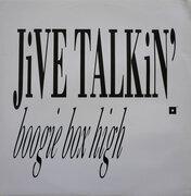 12'' - Boogie Box High - Jive Talkin'