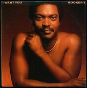 LP - Booker T. Jones - I Want You