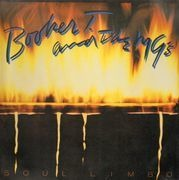 LP - Booker T. & The MG's - Soul Limbo