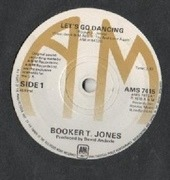 7'' - Booker T. Jones - Let's Go Dancing