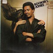 LP - Booker T. Jones - The Best Of You