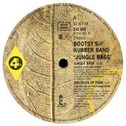 12inch Vinyl Single - Bootsy's Rubber Band - Jungle Bass