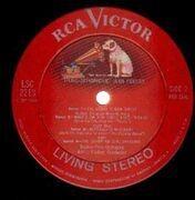 LP - Boston Pops Orchestra  / Arthur Fiedler - Boston Tea Party
