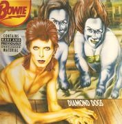 LP - David Bowie - Diamond Dogs - REMASTERED