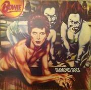 LP - David Bowie - Diamond Dogs - UK ORIGINAL