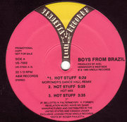 12'' - Boys From Brazil - Hot Stuff