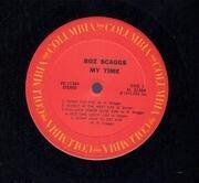 LP - Boz Scaggs - My Time