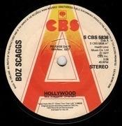 7'' - Boz Scaggs - Hollywood