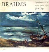 LP - Brahms - Symphonie Nr.1 (Josef Krips)