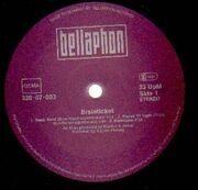 Double LP - Brainticket - Cottonwoodhill + Psychonaut