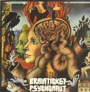 LP - Brainticket - Psychonaut - rare kraut prog psych