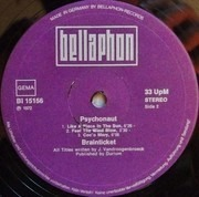 LP - Brainticket - Psychonaut - Bellaphon