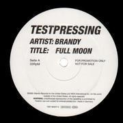 12'' - Brandy - Full Moon - ONLY RECORD ONE, SIDE A+B!!