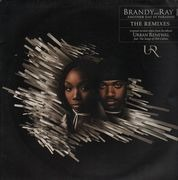 12'' - Brandy - Another Day In Paradise (The Remixes)