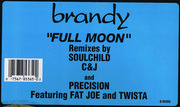 2 x 12'' - Brandy - Full Moon