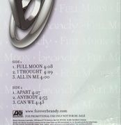 12'' - Brandy - Full Moon - PROMO