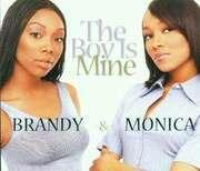 CD Single - Brandy & Monica - The Boy Is Mine