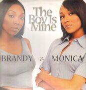 12inch Vinyl Single - Brandy - The Boy Is Mine - Still sealed