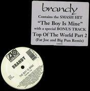 12'' - Brandy - The Boy Is Mine