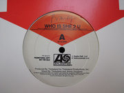 12'' - Brandy - Who Is She 2 U
