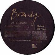 12inch Vinyl Single - Brandy - Afrodisiac