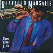 CD - Branford Marsalis - Royal Garden Blues