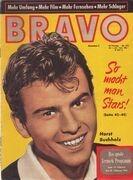 magazin - Bravo - 08/1961 - Horst Buchholz