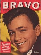 magazin - Bravo - 08/1962 - Gus Backus