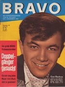 magazin - Bravo - 43/1962 - Gus Backus