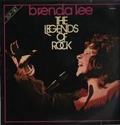 Double LP - Brenda Lee - The Legends Of Rock