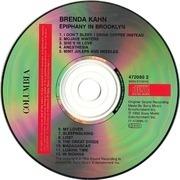 CD - Brenda Kahn - Epiphany In Brooklyn