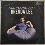 7'' - Brenda Lee - All Alone Am I