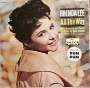 LP - Brenda Lee With Orchestra And Chorus Directed By Owen Bradley - All The Way