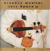 12inch Vinyl Single - Brendon Moeller - Jazz Space EP - Signed by Martin Parr