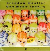 12inch Vinyl Single - Brendon Moeller - One Man's Junk.. EP - Signed by Martin Parr