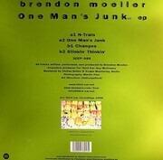 12inch Vinyl Single - Brendon Moeller - One Man's Junk.. EP - Promo Copy