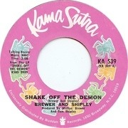 7'' - Brewer And Shipley - Shake Off The Demon