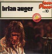 LP - Brian Auger - Faces And Places Vol. 10