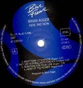 LP - Brian Auger - Here And Now