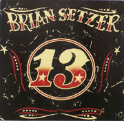 CD - Brian Setzer - 13 - Digipak